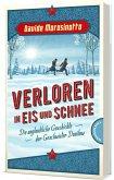 Verloren in Eis und Schnee (Mängelexemplar)
