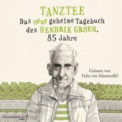 Tanztee / Das geheime Tagebuch des Hendrik Groen Bd.2 (8 Audio-CDs) (Mängelexemplar) - Groen, Hendrik