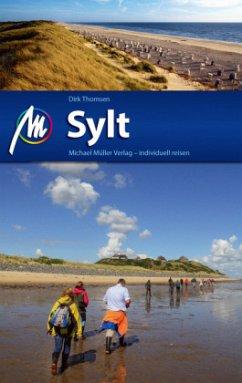 Sylt Reiseführer (Mängelexemplar) - Thomsen, Dirk