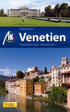 Venetien Reiseführer Michael Müller Verlag (Mängelexemplar) - Fohrer, Eberhard