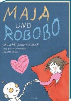 Maja und Robobo (Mängelexemplar) - Stein-Fischer, Evelyne