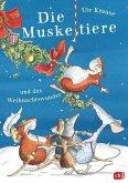 Die Muskeltiere und das Weihnachtswunder / Die Muskeltiere Bd.4 (Mängelexemplar)