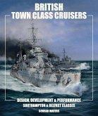 British Town Class Cruisers (eBook, ePUB)