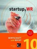 startup.WR 1 Lehrbuch Gymnasium Bayern