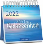Miniwochenkalender 365 Tage Gelassenheit 2022