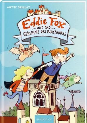 Buch-Reihe Eddie Fox