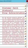 Stehsatz (eBook, ePUB)
