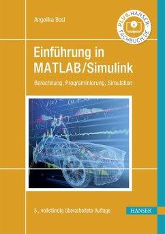 Einführung in MATLAB/Simulink (eBook, PDF) - Bosl, Angelika