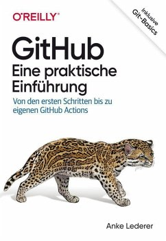 GitHub - Eine praktische Einführung - Lederer, Anke