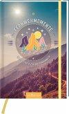 Fernwehmomente. Reisetagebuch für Weltenbummler