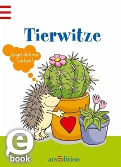 Tierwitze (eBook, ePUB) - Löwenberg, Ute