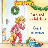 Conni und der Nikolaus / Conni im Schnee (MP3-Download)