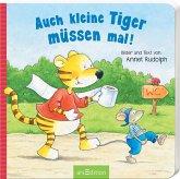 Auch kleine Tiger müssen mal!