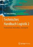 Technisches Handbuch Logistik 2 (eBook, PDF)