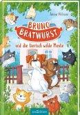Bruno Bratwurst und die tierisch wilde Meute / Bruno Bratwurst Bd.1