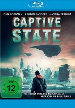 Captive State - John Goodman,Ashton Sanders,Jonathan Majors