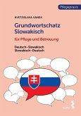 Grundwortschatz Slowakisch für Pflege- und Gesundheitsberufe (eBook, ePUB)