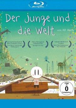 Der Junge und die Welt (Blu-ray)