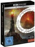 Der Herr der Ringe: Die Spielfilm Trilogie 4K, 9 UHD-Blu-ray