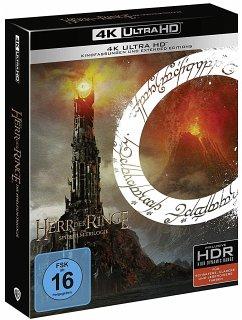 Der Herr der Ringe: Die Spielfilm Trilogie 4K