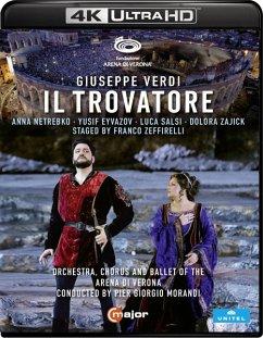 Il Trovatore - Netrebko,Anna/Eyvazov,Yusif/Morandi,Pier Giorgio