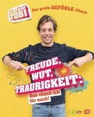 Checker Tobi - Der große Gefühle-Check: Freude, Wut, Traurigkeit - Das check ich für euch! (eBook, ePUB)