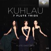 Kuhlau:7 Flute Trios