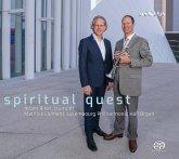 Spiritual Quest-Werke Für Trompete & Orgel