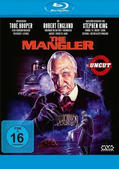 The Mangler (unrated) (uncut) (Blu-ray)