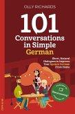 101 Conversations in Simple German (eBook, ePUB)
