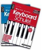 Meine erste Keyboardschule & Meine zweite Keyboardschule im Set!