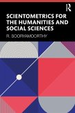 Scientometrics for the Humanities and Social Sciences (eBook, PDF)