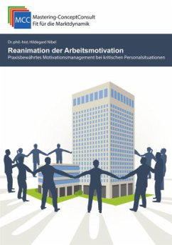 Reanimation der Arbeitsmotivation - Nibel, Hildegard