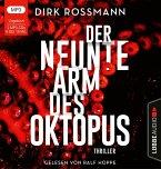 Der neunte Arm des Oktopus / Oktopus Bd.1 (2 MP3-CDs)