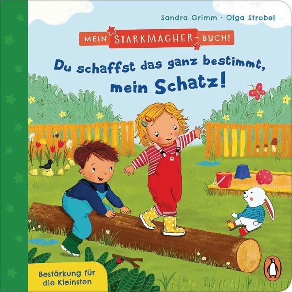 Buch-Reihe Mein Starkmacher-Buch!
