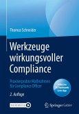 Werkzeuge wirkungsvoller Compliance (eBook, PDF)