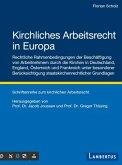 Kirchliches Arbeitsrecht in Europa