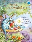 Hexentrank und Zauberei - so ist der Streit ganz schnell vorbei / Frida, die kleine Waldhexe Bd.6