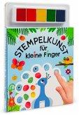 Stempelkunst für kleine Finger