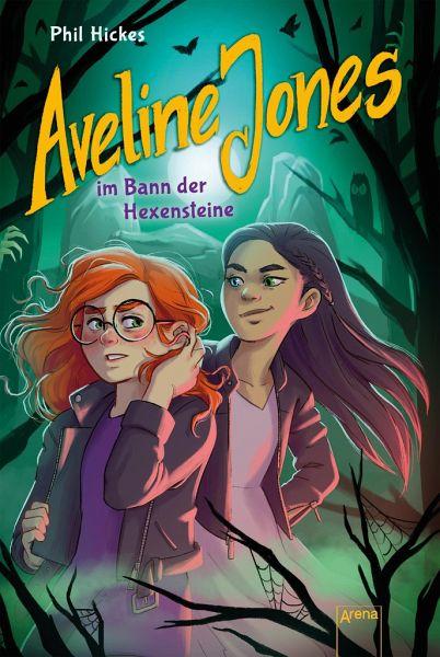 Buch-Reihe Aveline Jones