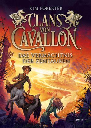 Buch-Reihe Clans von Cavallon