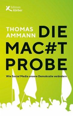 Die Machtprobe (eBook, ePUB) - Ammann, Thomas