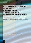 Grammaticalization Scenarios from Europe and Asia (eBook, ePUB)