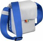 Polaroid Tasche Now weiß-blau