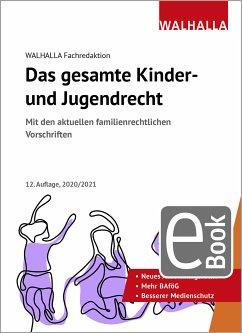 Das gesamte Kinder- und Jugendrecht (eBook, PDF) - Walhalla Fachredaktion