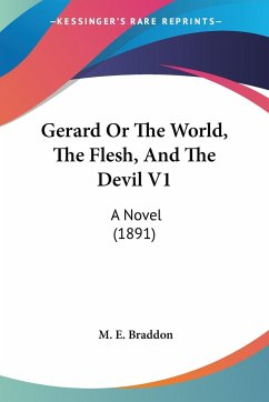 Gerard Or The World, The Flesh, And The Devil V1