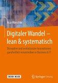 Digitaler Wandel - lean & systematisch
