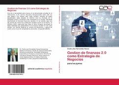 Gestion de finanzas 2.0 como Estrategia de Negocios