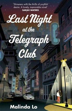 Last Night at the Telegraph Club (eBook, ePUB) - Lo, Malinda