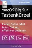 macOS Big Sur Tastenkürzel (eBook, ePUB)